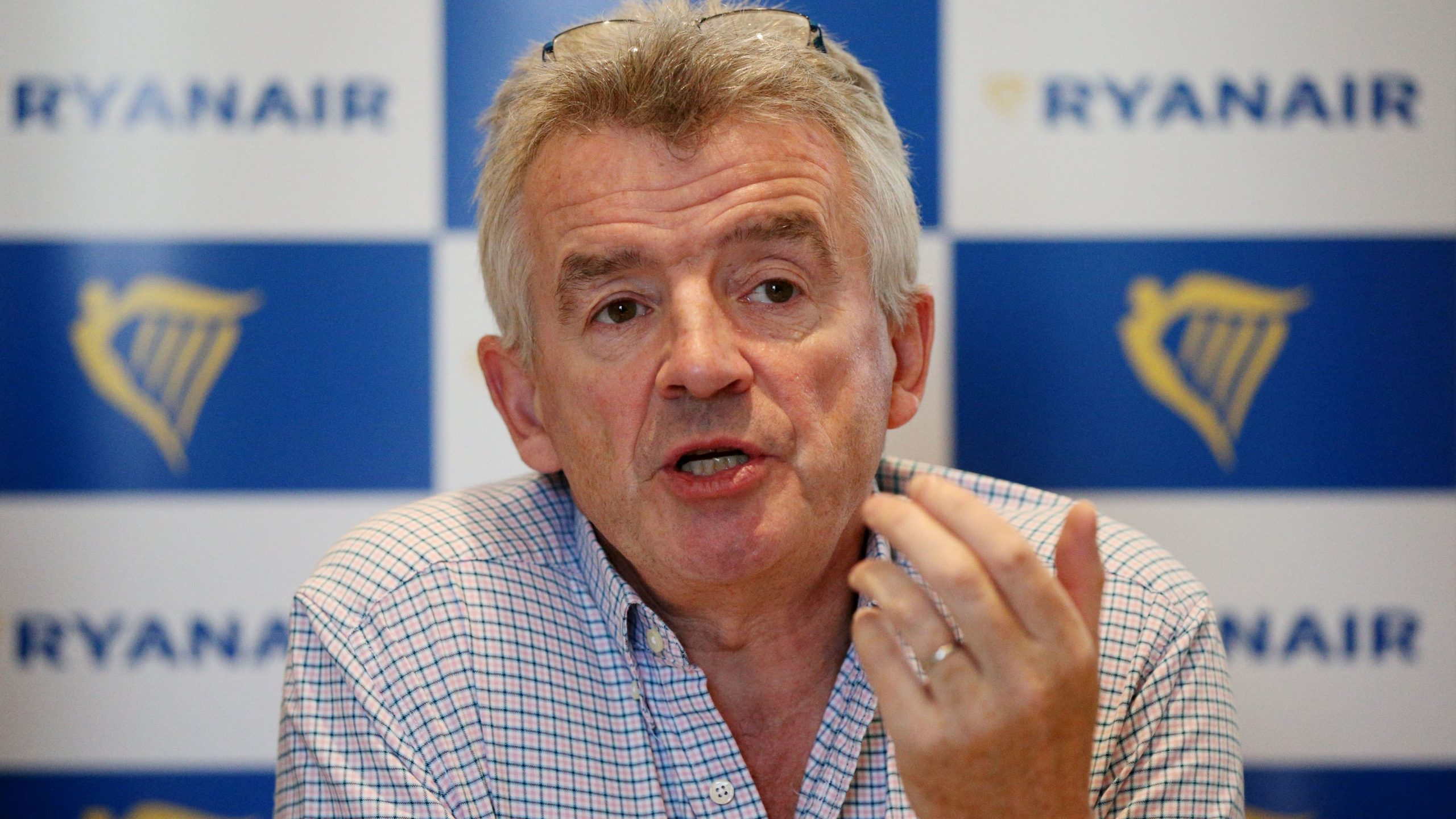 Ryanair Chief Sees Rapid Recovery for Summer Travel