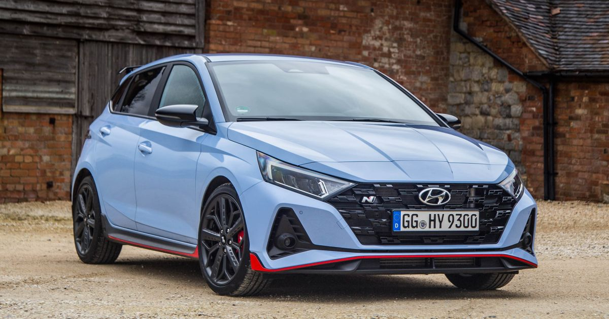 Hyundai i20 N Review: Not As Good As A Fiesta ST, But Don't Let That Put You Off