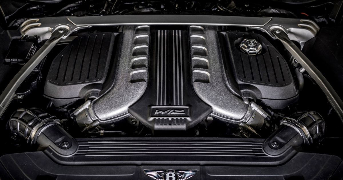 Bentley Won't Hybridise The W12, But It Won't Be Killed Off Either (Yet)