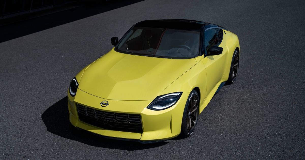 'Nissan Z' Name Rumoured For 370Z Replacement, Will Cost $35k And Up