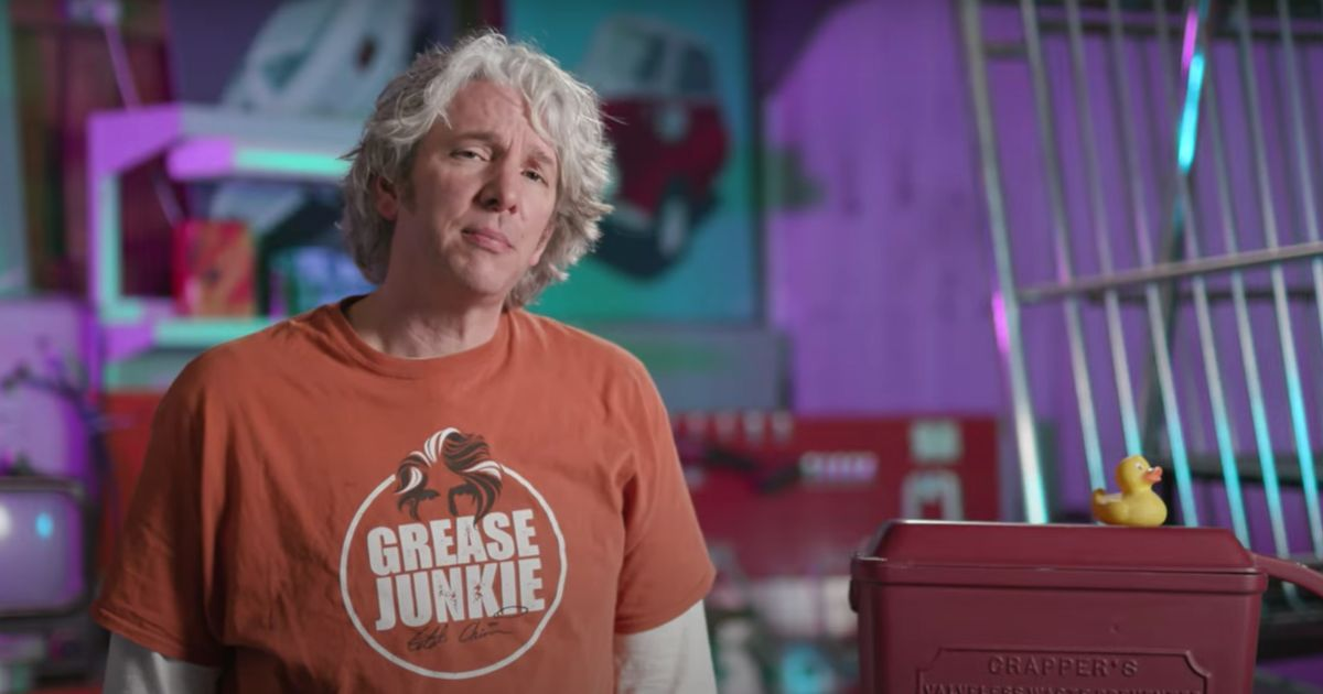 Edd China Is Launching A New YouTube Show