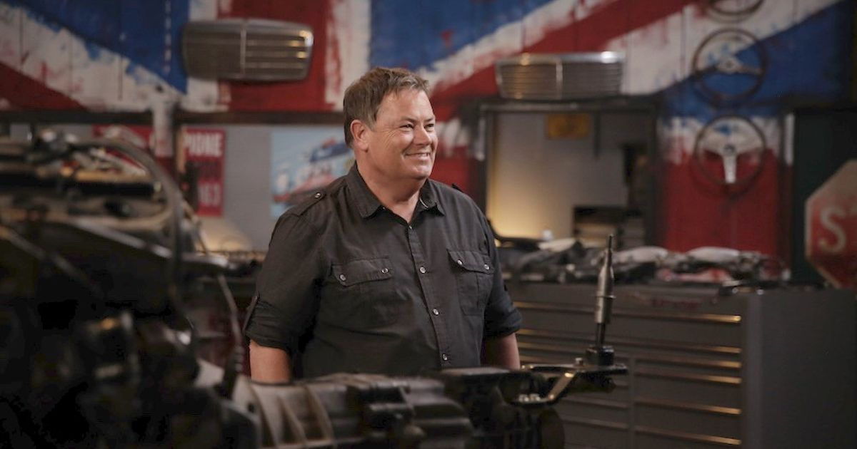 Mike Brewer On The Birth Of Wheeler Dealers, Edd's Departure And The Future