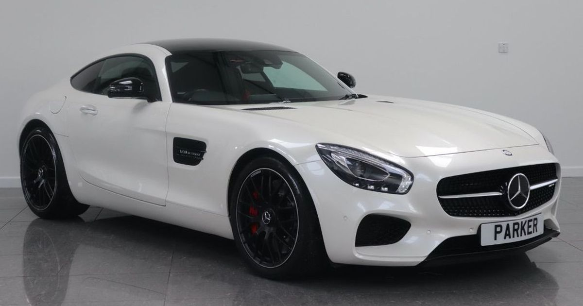 Now You Can Buy A Mercedes-AMG GT S For Less Than A Cayman GTS
