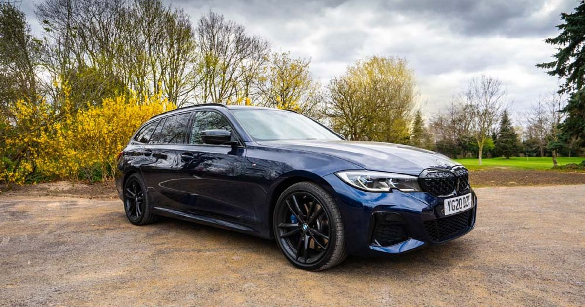 Say Hello To 'My' New BMW M340d Touring (AKA The Best New Car On Sale)