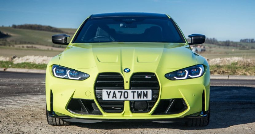 2021 BMW M4 Competition G82 Review: M's Glorious Return To Form