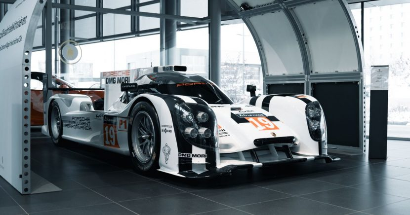 This Porsche 919 Could Sell For As Little As £70k, But It's Missing A Few Things