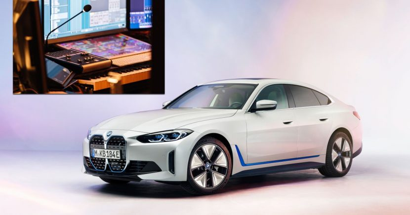 Listen To The Weird Sci-Fi Noise BMW Will Use For Its EVs