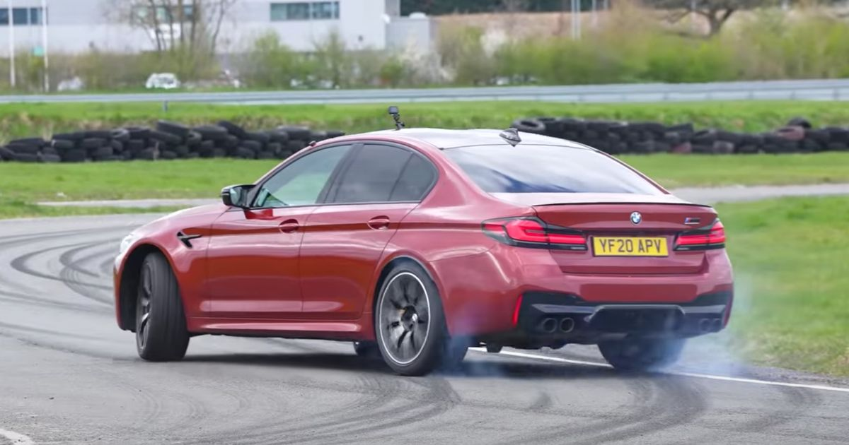 How Much Faster Is AWD In The Wet And In The Dry?