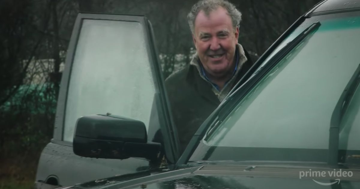 Here's Your First Look At 'Clarkson's Farm', Jeremy's New Amazon Show