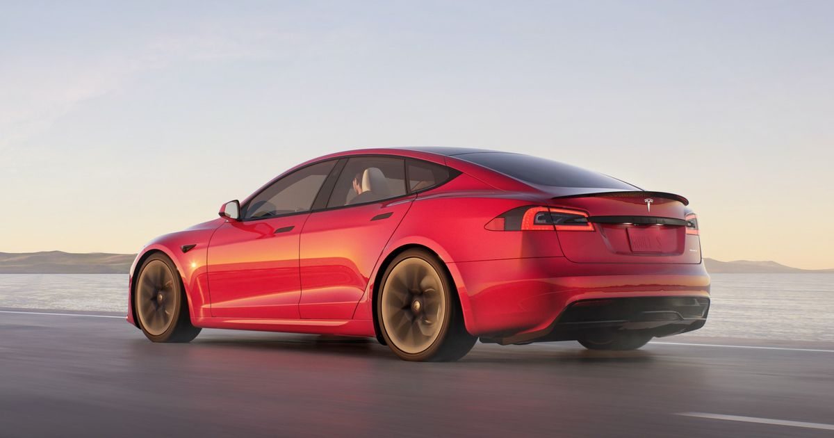 The Tesla Model S Has Hit 60mph In 1.99s But Under Very Specific Conditions