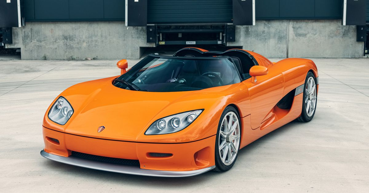 This Koenigsegg CCR Still Looks Fresh And Modern 17 Years On