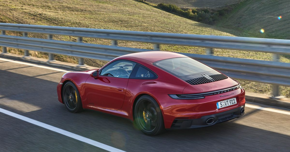 The New 473bhp Porsche 911 GTS Has 992 Turbo Bits And Less Sound Proofing