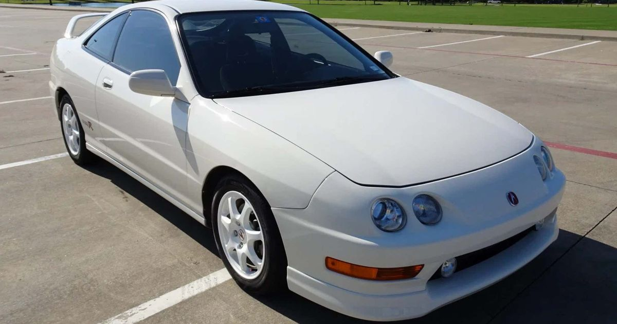 Crashing Your Acura Integra Type R After Selling It For $50k Is A Bitter Pill To Swallow