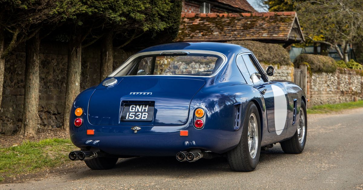 Why This £800k+ Ferrari 250 SWB Is Actually A Bargain