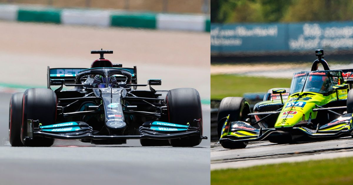Here Are The Differences Between F1 And IndyCar
