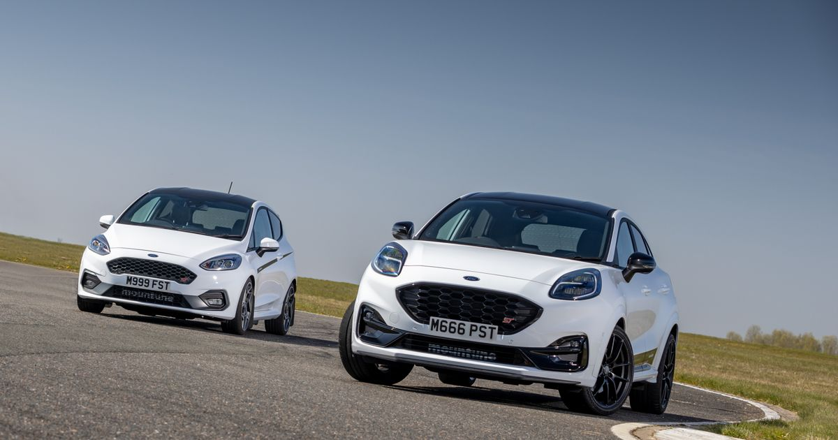 You Can Now Tune Your Ford Fiesta ST's 1.5 I3 To 256bhp Using An App