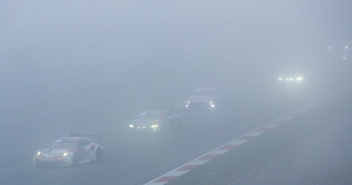 The 2021 Nurburgring 24 Had Just 9.5 Hours Of Racing, Was Shortest Ever