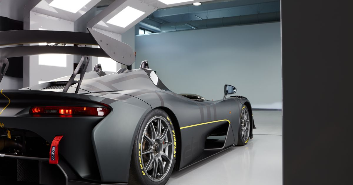 The Dallara Stradale EXP Can Pull 2.7G In The Corners