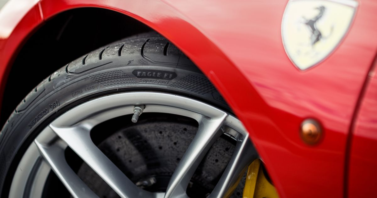 Subscribe To The CT Newsletter And Win A Set Of Goodyear Tyres