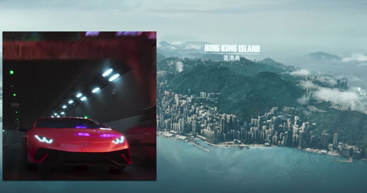 New Test Drive Unlimited Solar Crown Trailer Reveals Hong Kong Setting