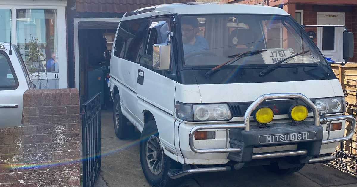 Why You Should Want A Mitsubishi Delica