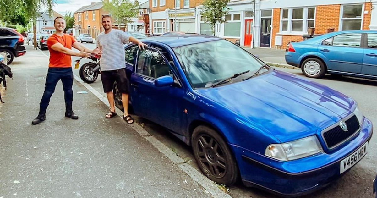 Why I Bought A 430,000-Mile Skoda Octavia For £500