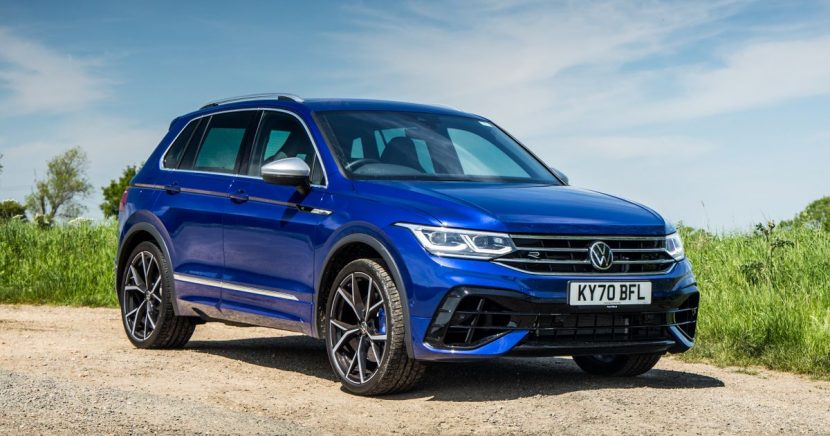 VW Tiguan R Review: Like A Golf R But Way Less Exciting