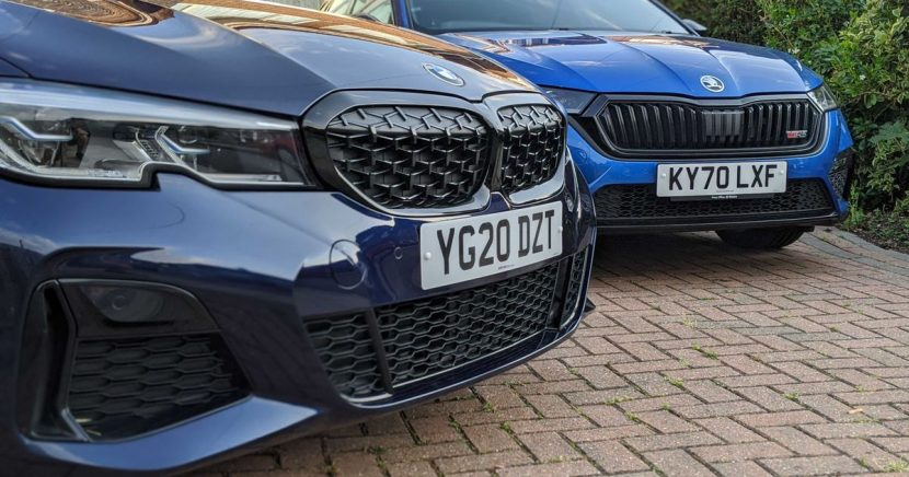 Is A BMW M340d Really Worth £24k More Than A Skoda Octavia vRS?